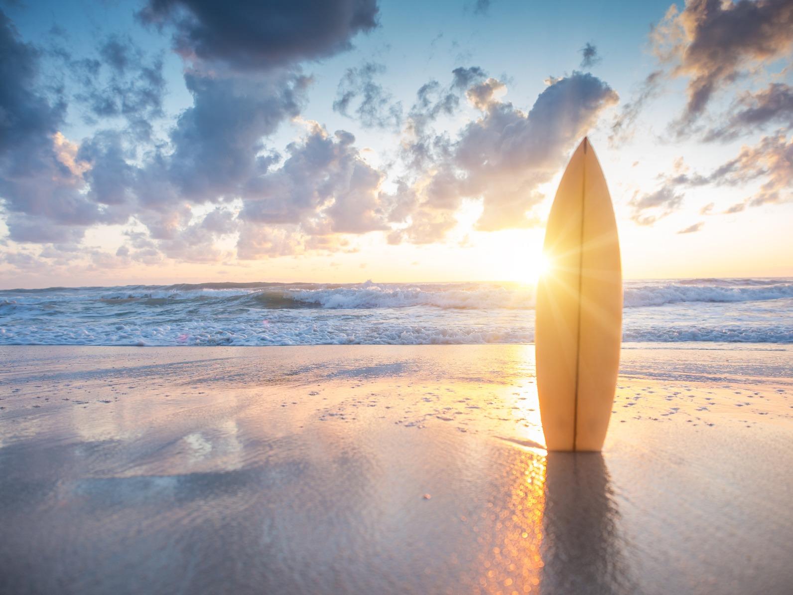 Surfen Texel