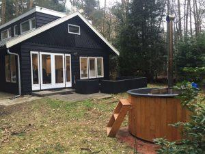 Natuurhuisje Overijssel met sauna en hottub!