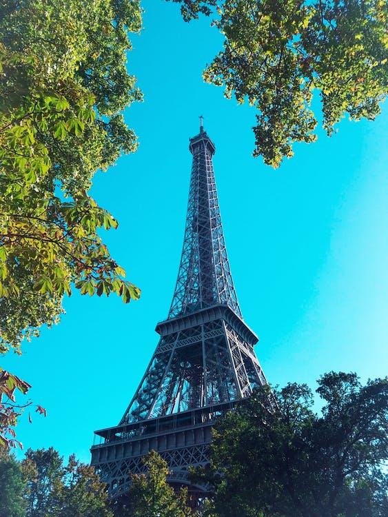 Duurzame stedentrip parijs