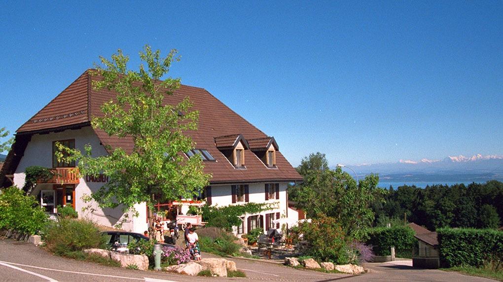 eco hotel Zwitserland