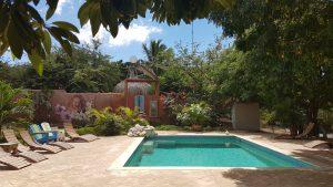 Eco-friendly Mondi Lodge; een klein paradijs op toeristisch Curaçao