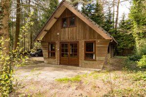 Natuurhuisje Drenthe; logeren in een bosrijke omgeving