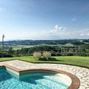 Glamping Italië: Agriturismo l'Antica Fornace