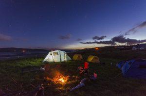 De 4 voordelen van een kleine camping