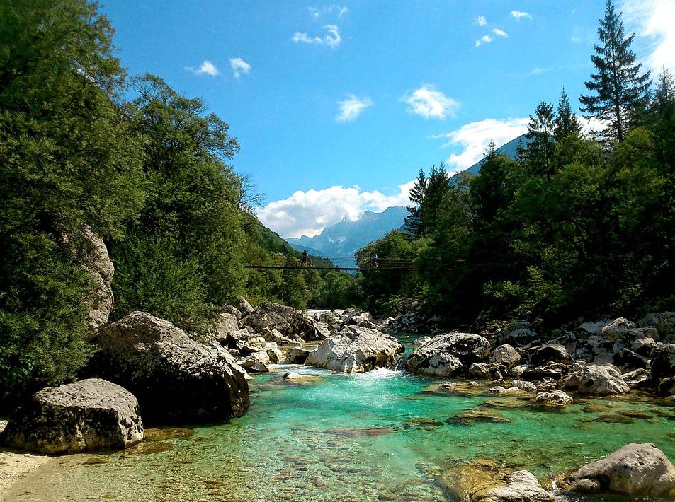 Reis naar Slovenië