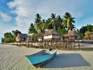 Kiribati toerisme