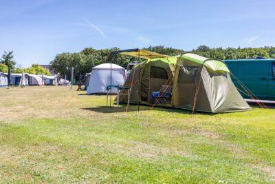 Camping zuid holland