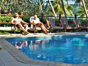Hideaway island en tiny house plek 4: de laatste blog van Wendy & Timothy