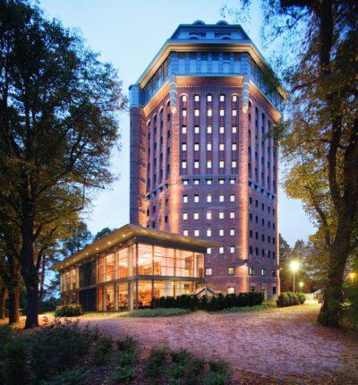 duurzaam hotel Hamburg Duitsland