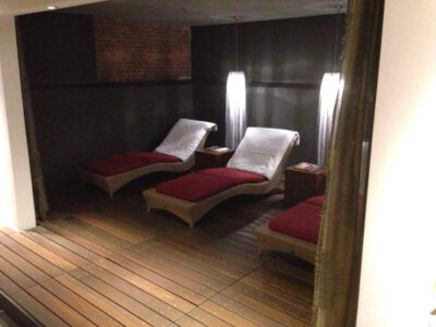 hotel met sauna hamburg