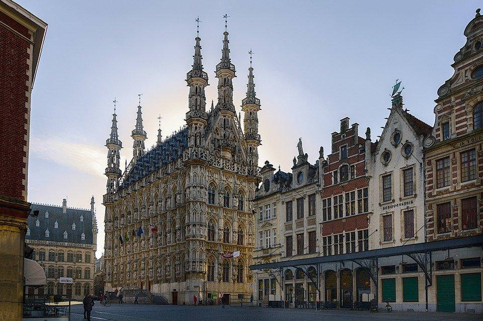 leukste belgische steden - Stedentrip Belgie