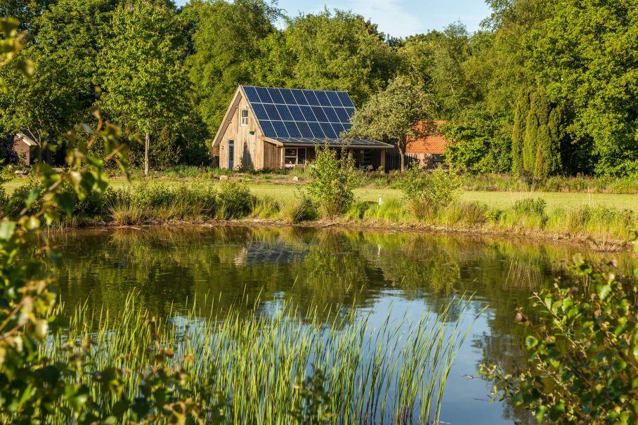 duurzaam vakantiehuisje Drenthe