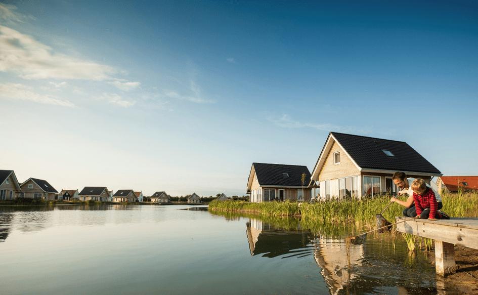 Strand resort Nieuwvliet-bad landal boeken
