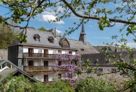 goedkoop hotel Vianden Luxemburg