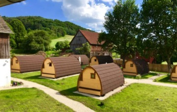 tiny house Pottenstein Duitsland