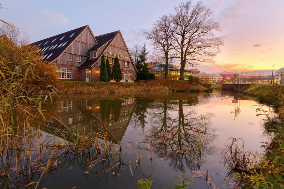 Fletcher Hotel-Restaurant De Broeierd in Enschede